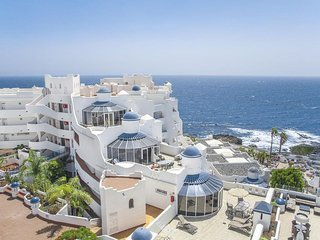 Tenerife 1BR Nestled on the Sun-Drenched Atlantic Coast, Resort Pool & Spa!