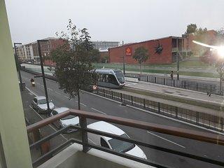 Joli T2 proche hypercentre avec parking