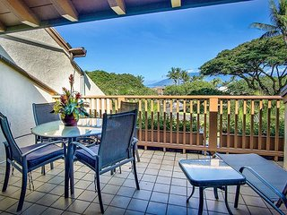 Tropical Paradise 2BR Maui Kamaole w/ 3 Lanais & 2 Pools, Walk to Beach