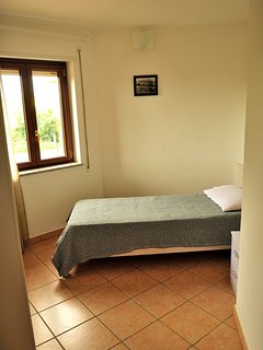 2nd Bedroom with additional foldaway bed