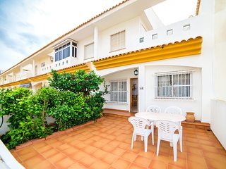 2 bedroom Villa in Playas de Orihuela, Valencia, Spain : ref 5251671