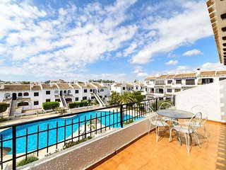 2 bedroom Apartment in Playas de Orihuela, Valencia, Spain : ref 5393002