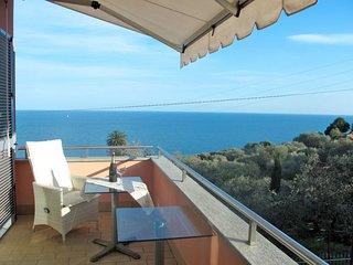 1 bedroom Apartment in Poggi Inferiore Poggi Superiore, Liguria, Italy : ref 565