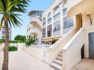 2 bedroom Apartment in Playas de Orihuela, Valencia, Spain : ref 5404178