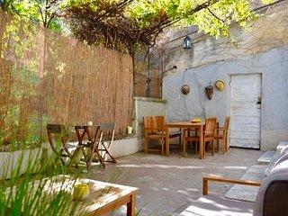 75 m2 cosy et lumineux avec grande terrasse/jardin