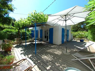 Villa les Mimosas à Cabasson