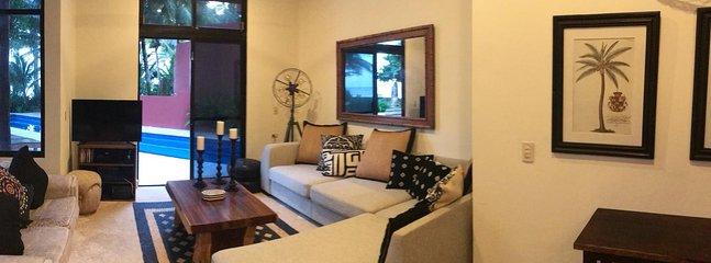 Zen del Sol Expansive Living Room