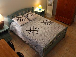 Chambre 1 - Grand lit