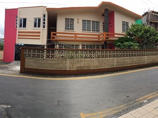 First Floor apartment in a family house complex with gated entrance, CCTV.