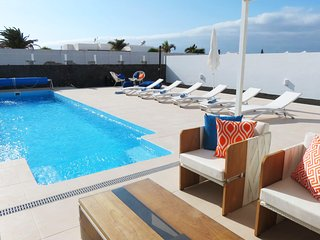Villa Amistad - Luxury, peaceful 3 Bed Villa in Costa Papagayo, Playa Blanca