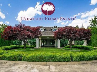 Newport Plums Estate - Great Home On The Lake With Pool in Downtown Sandpoint