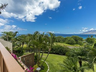 Maui Kamaole #G-210, Panoramic Ocean View, Extra Large Floor Plan, Sleeps 6