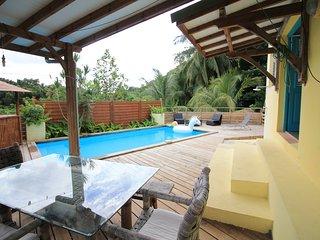 Casa paradise, deux chambres, piscine, rénové