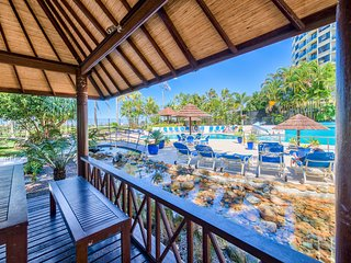 Beachside Haven with Pool and Parking
