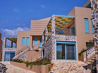 Ouzo Villas at Ag.Isidoros PLomari,Lesvos-2Bedrooms