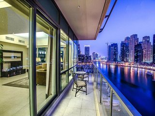 3BR, With Direct Elevator To Marina Walk