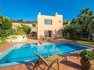 Nefeli Luxury 2BR Villa, Agia Marina Chania