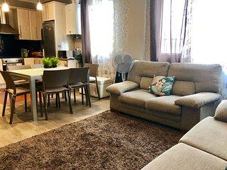 Precioso y acogedor piso centro Bilbao 25% dcto reservas ultima hora.