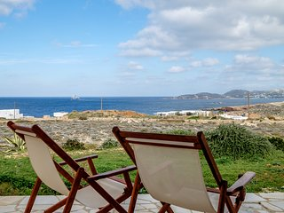 Family Villa Canon offering amazing sunset and sea views next to sandy beach!