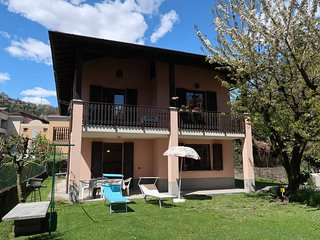 2 bedroom Apartment in Gravedona, Lombardy, Italy : ref 5436754