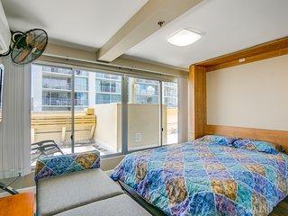 Bamboo 1401 Rooftop - Studio/1BA