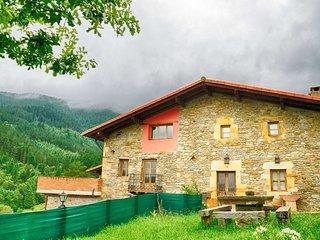 Alquiler de casa rural completa. Vizcaya.