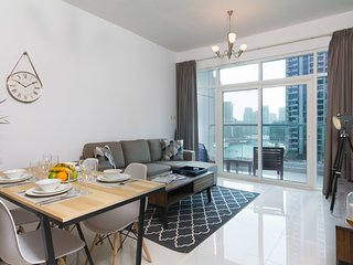 Maison Privee - Premium Apt w/ Stunning Dubai Marina View