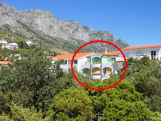 One bedroom apartment Podaca (Makarska) (A-11274-a)