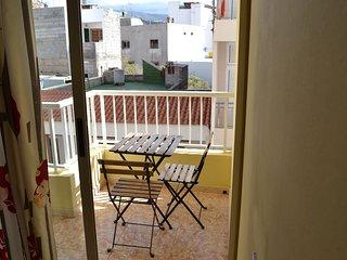 Apartamento Mar Rizada en Playa de San Juan, Tenerife