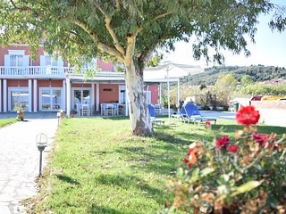 B&B Christina beachfront rooms & taverna, in Petriti Corfu Room 1 out 0f 8