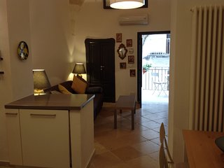 New to the market is this one bedroom apartment situated in the centre of Ostuni