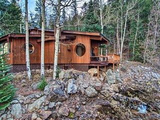Cabin on Clear Creek for Adventures and More!