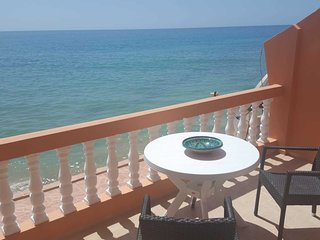 Beautiful Apartment directly at the beach of Taghazout