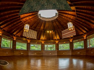 Eco- Retreat Center on the Hamakua Coast