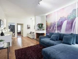 (G) One bedroom apartment with balcony