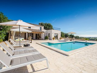 4 bedroom Villa in Moscari, Balearic Islands, Spain : ref 5223887