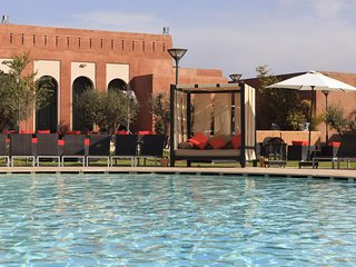Kenzi Club Agdal Marrakech All Inclusive Deluxe Double Room (2 Adults + 1 Child)