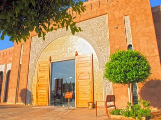 Kenzi Club Agdal Marrakech All Inclusive Deluxe Double Room (2 Adults 1 Child)