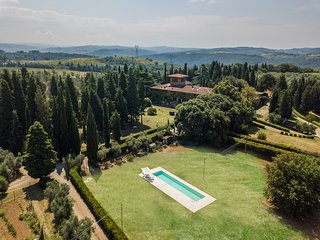 Villa del Marchese - Magnificent historic villa with pool