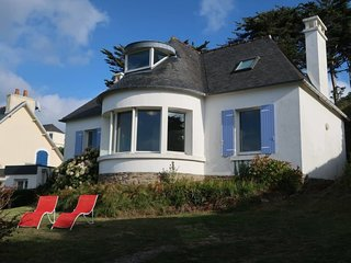 3 bedroom Villa in Kermaquer, Brittany, France : ref 5650173
