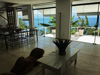Casa Costeira com vista incrivel - Ilhabela