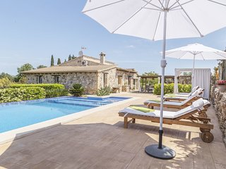 4 bedroom Villa in Muro, Balearic Islands, Spain : ref 5558108