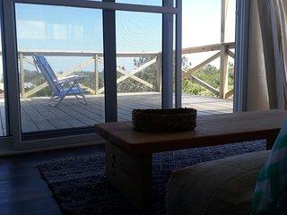 Ecoloft con vistas al mar