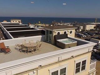 Luxury Beach Home on Seaside Heights Board Walk
