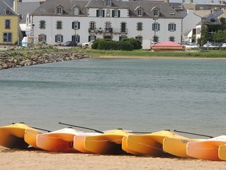 3 bedroom Apartment in Etel, Brittany, France : ref 5650880