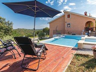 4 bedroom Villa in Mali Ježenj, Istarska Županija, Croatia : ref 5564071