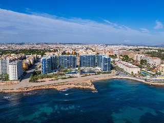2 bedroom Apartment in Punta Prima, Valencia, Spain : ref 5418157