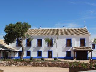 Caserio manchego restaurado