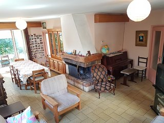 Two cosy big houses, 20 min from Paris