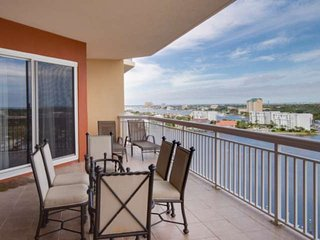 Upscale 4 Bedroom Condo At Harbor Landing. Amazing Gulf & Harbor Views From Over